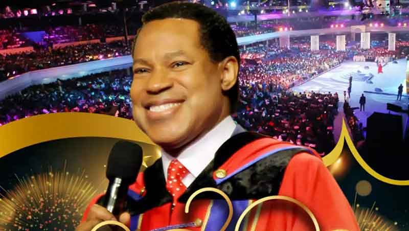 Join the PastorChrisLive Global Prayer Network Today